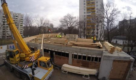 Парите за грубия строеж са събрани!