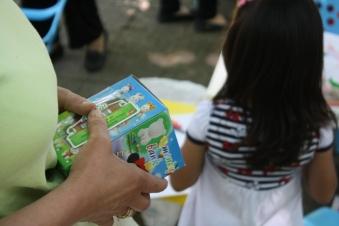 Детски празник в Детската къща